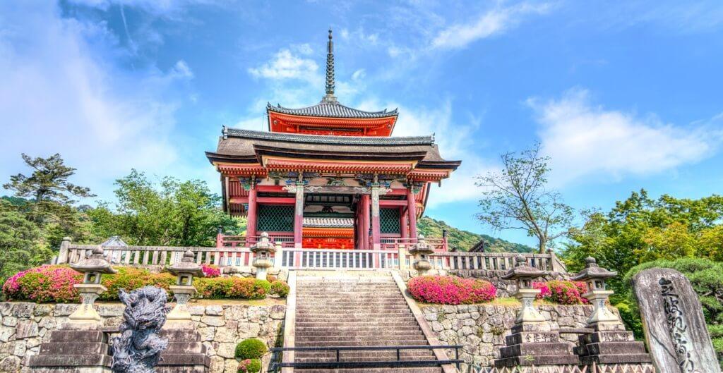 Senso-ji, Kyoto (Japón)