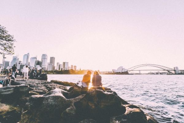 Bahía de Sídney, Australia