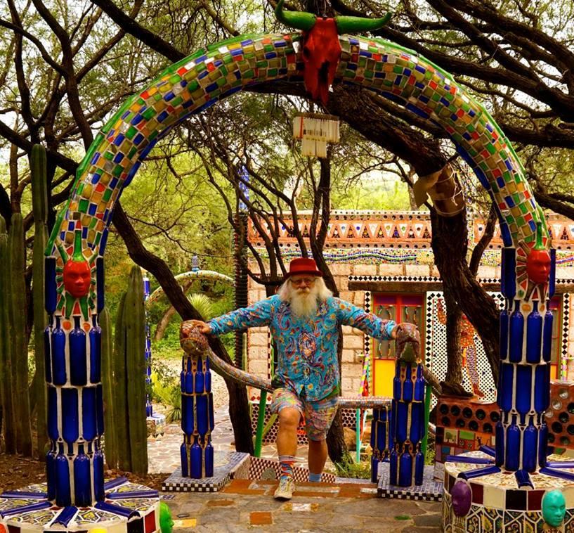 Capilla de Jimmy Ray, San Miguel de Allende, México