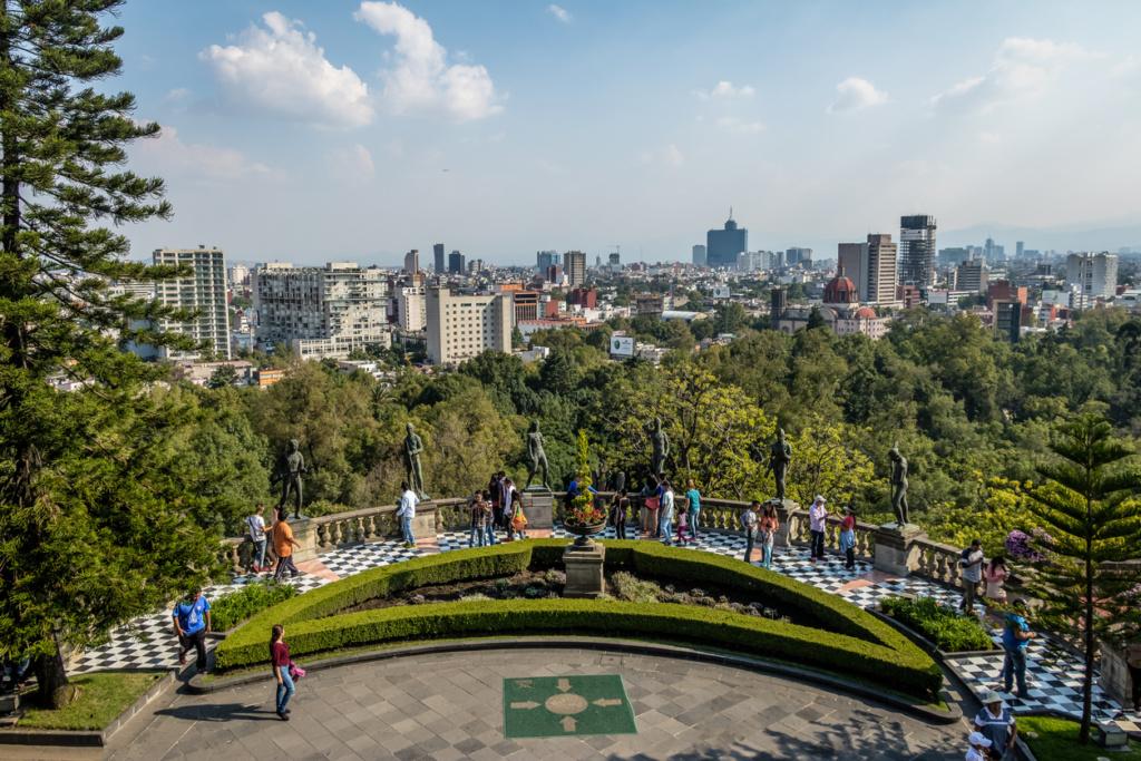 Castillo de Chapultepe, Ciudad de México