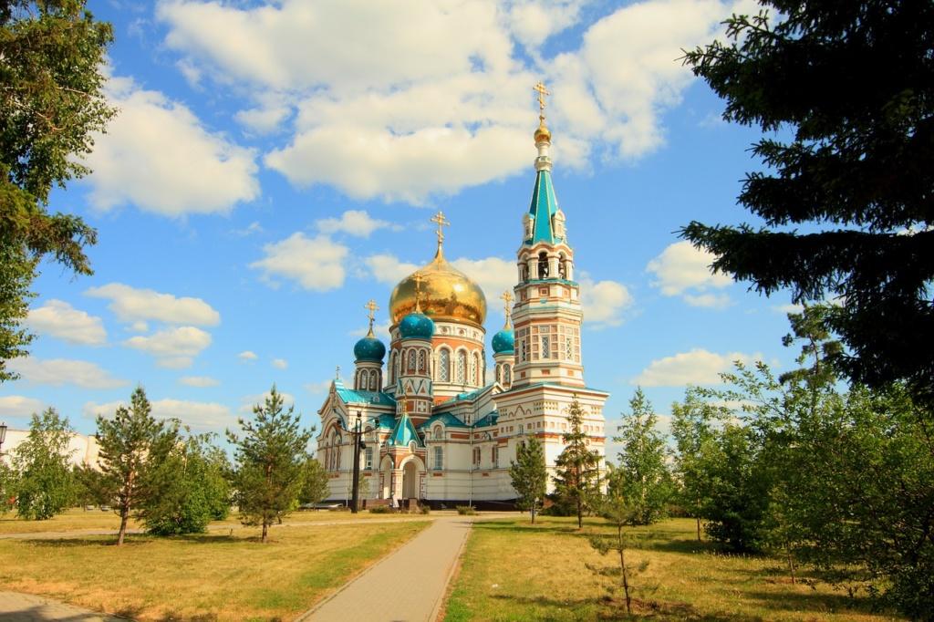 Catedral y monasterio de la Asunción, Rusia