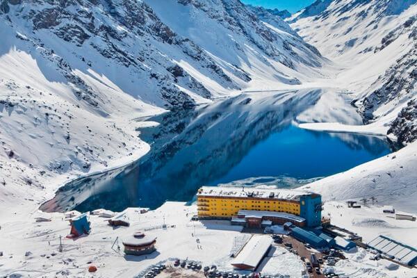 Centro de Ski Portillo, Chile