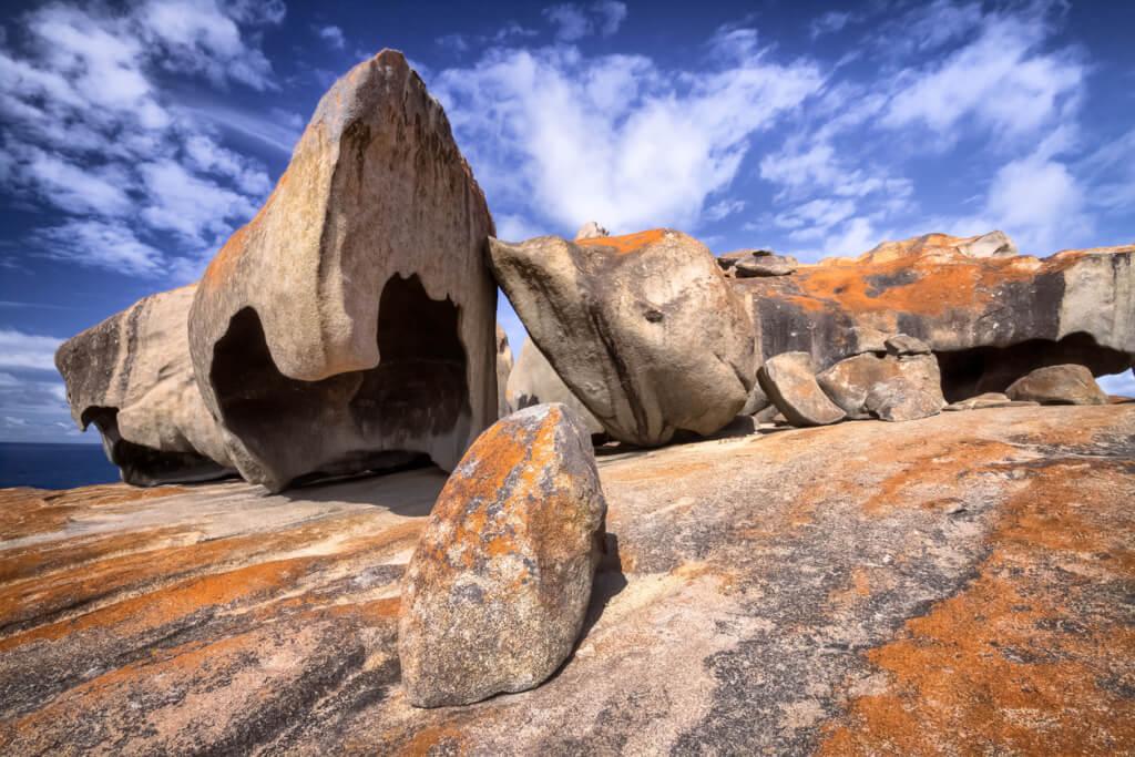 Parque Nacional Flinders Chase. Australia