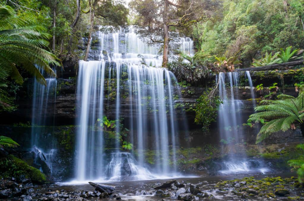 Parque Nacional Mount Field, Australia