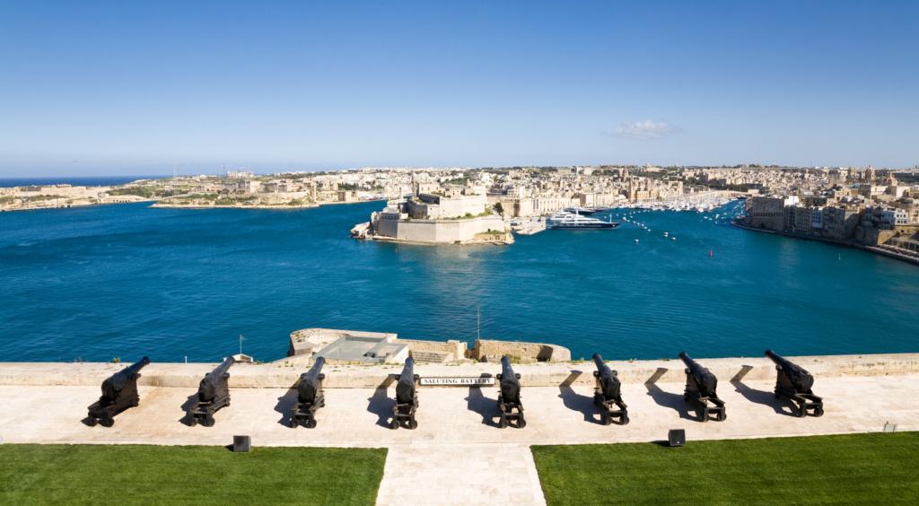 Tres Ciudades, Malta