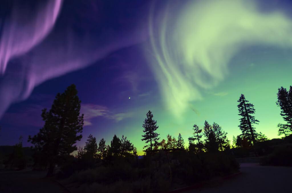 Aurora boreal - Sueños viajeros