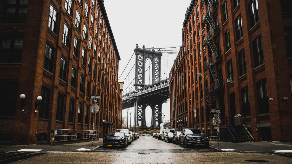 Brooklyn Bridge - Sueños viajeros