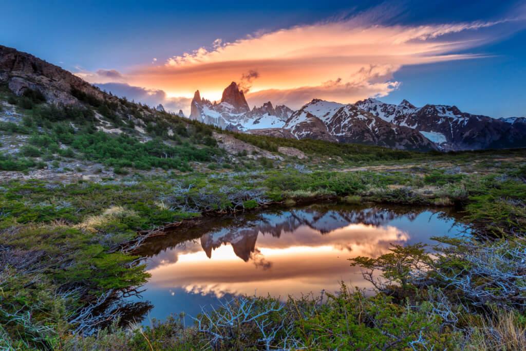El Chaltén, Argentina - Sueños viajeros