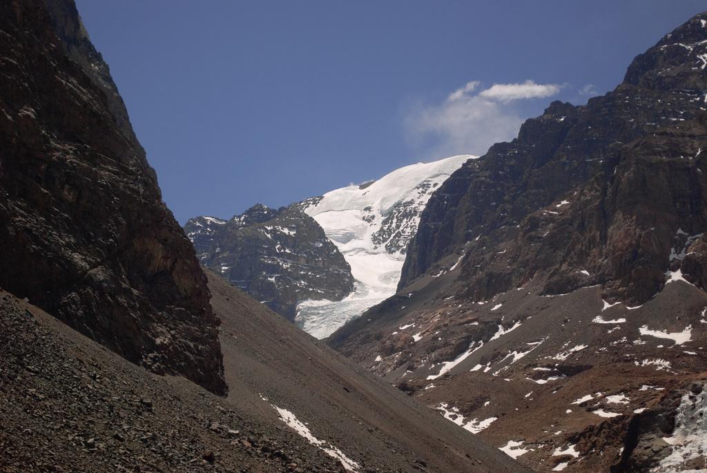 Glaciar La Paloma -  Sueños viajeros