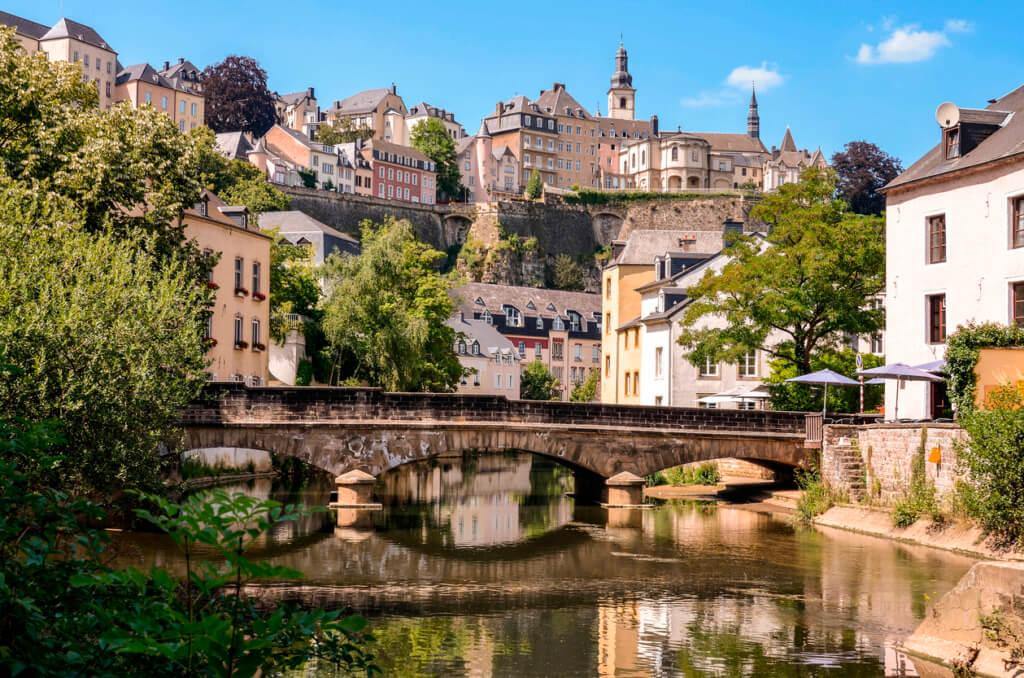 Luxemburgo - Sueños viajeros