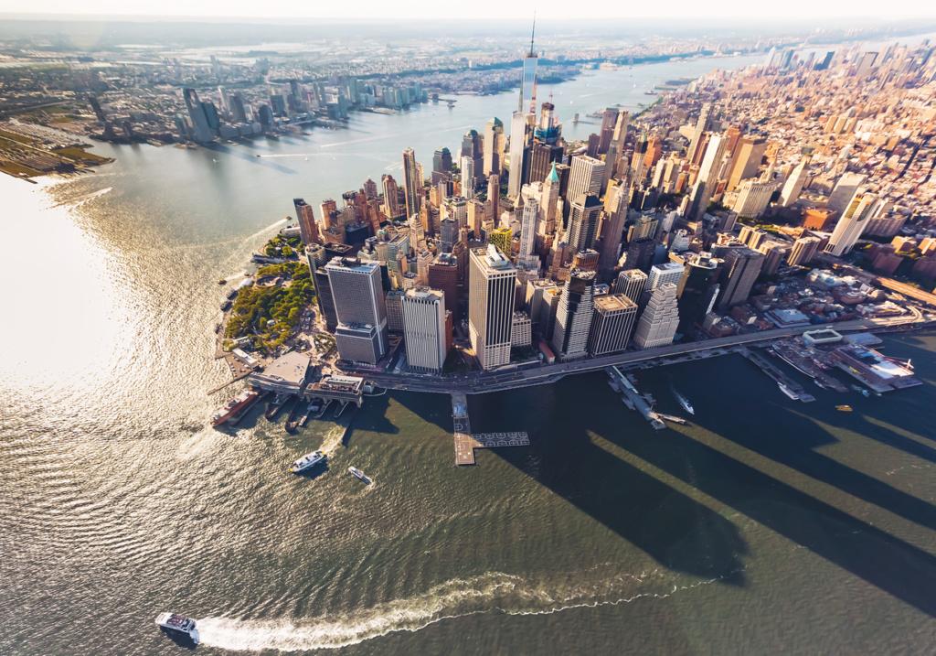 Manhattan - Sueños viajeros