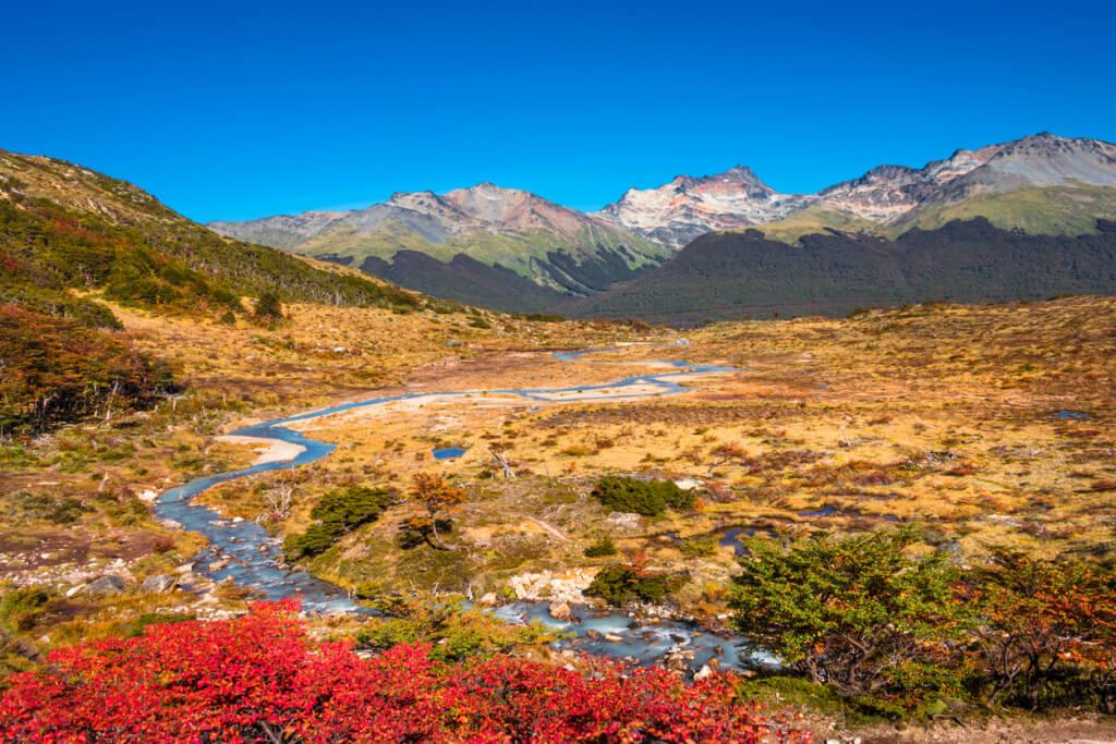 Parque Nacional Tierra del Fuego - Sueños viajeros