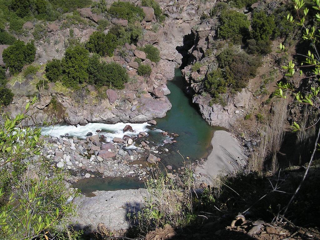Reserva Nacional Río de los Cipreses - Sueños viajeros