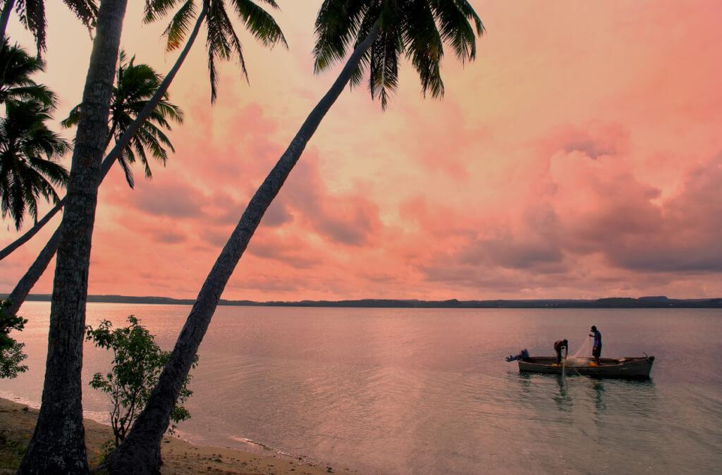 Tonga -Sueños viajeros