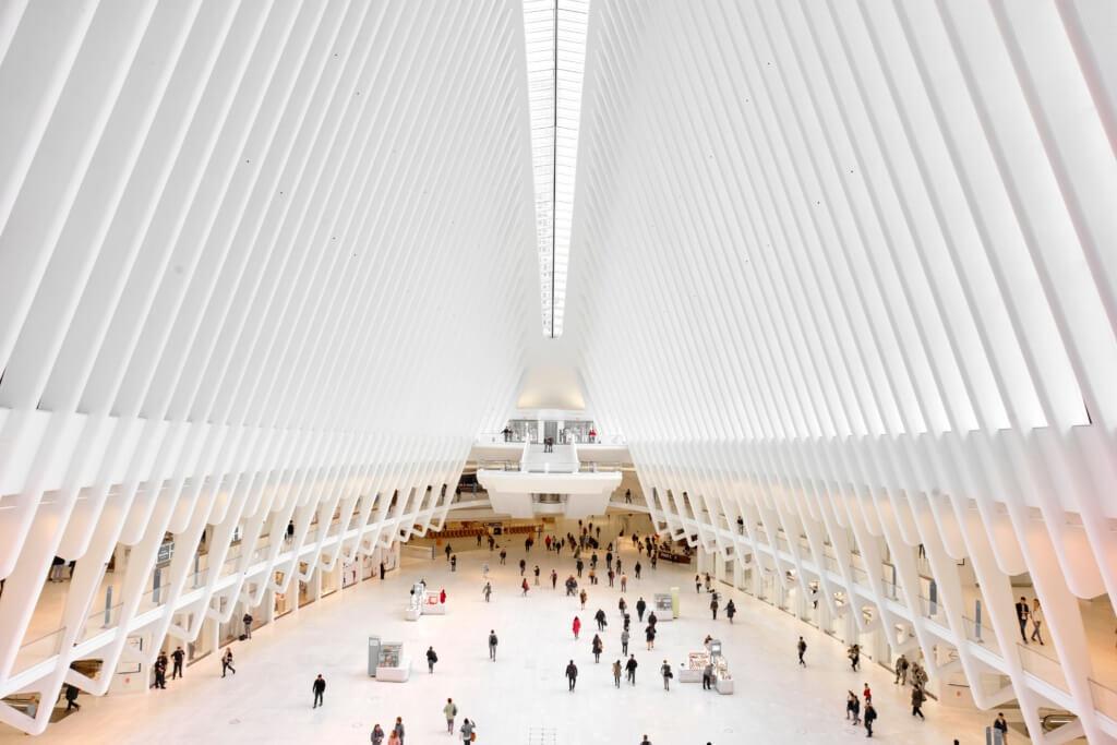 World Trade Center Transportation Hub - Sueños viajeros