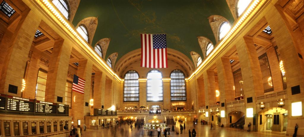 Grand Central Terminal - Sueños viajeros
