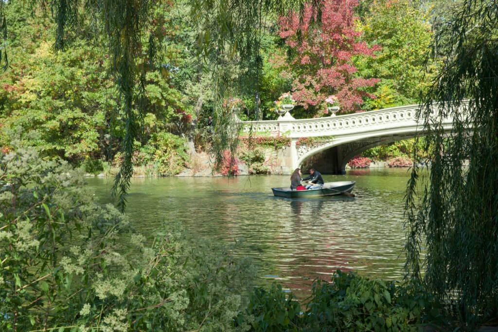 Central Park en verano - Sueños viajeros