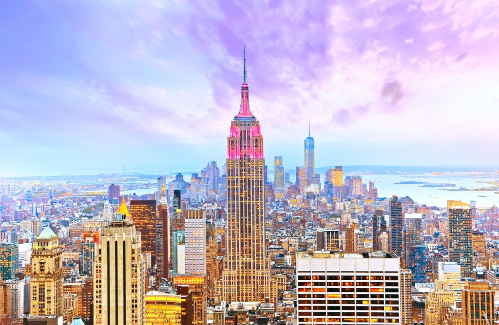 Empire State Building - Sueños viajeros
