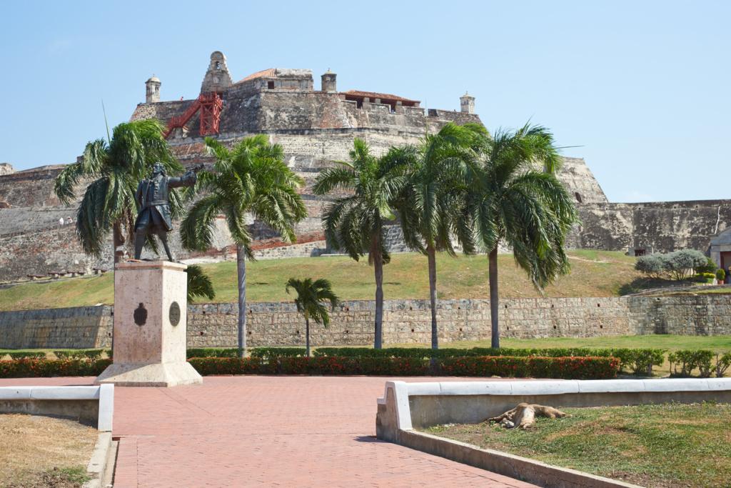 Castillo de San Felipe de Barajas - Sueños viajeros