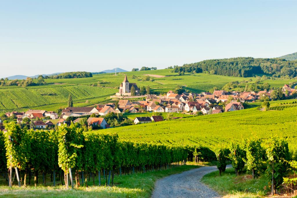 Alsacia, Francia - Sueños viajeros