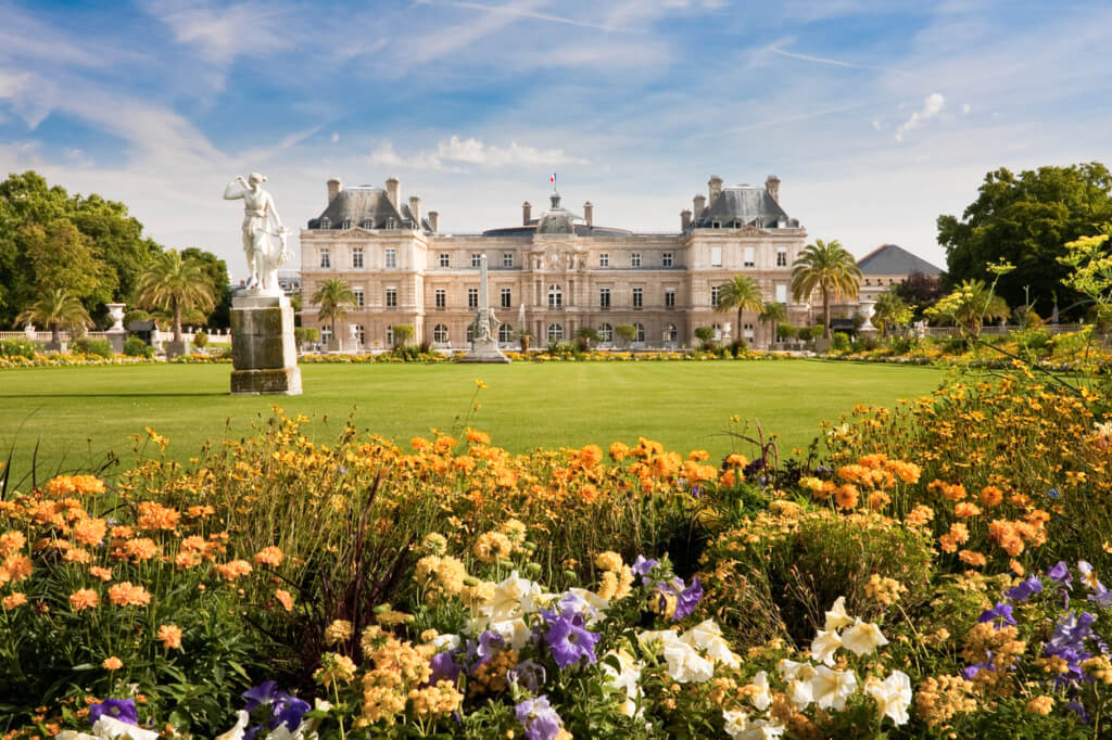 Jardines de Luxemburgo - Sueños viajeros