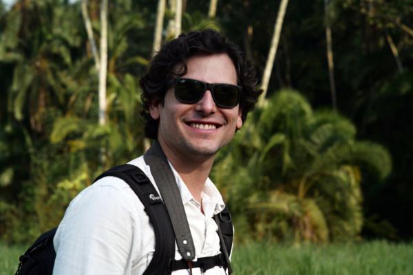 Alan Estrada - Sueños viajeros