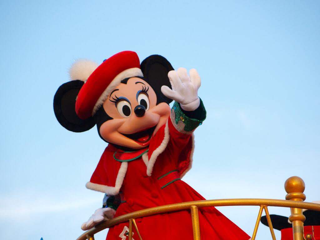 Minnie Mouse - Sueños viajeros