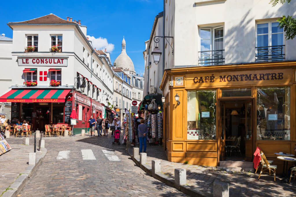 Monmartre - Sueños viajeros