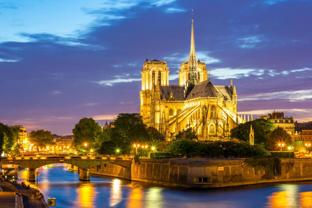 Notre Dame - Sueños viajeros