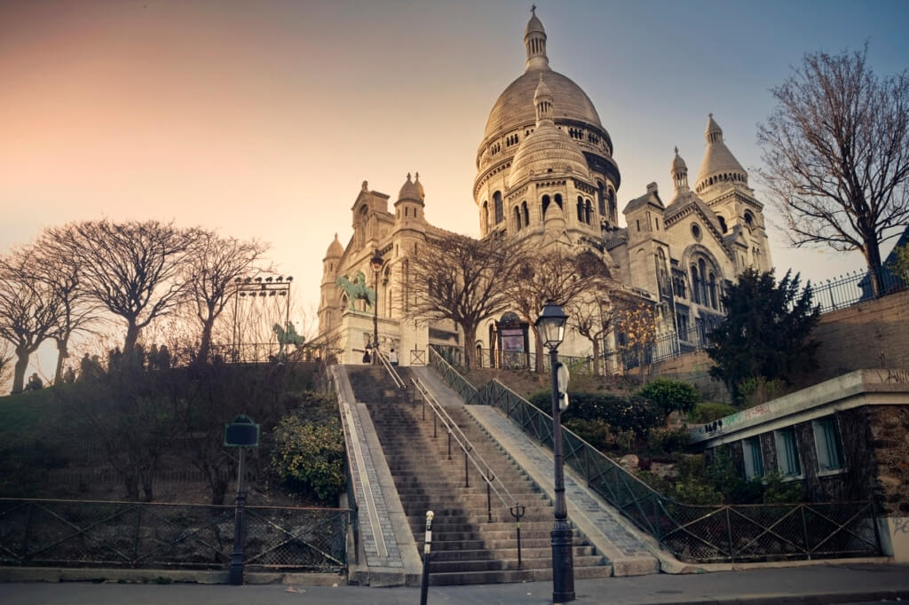 Sacre Coeur - Sueños viajeros