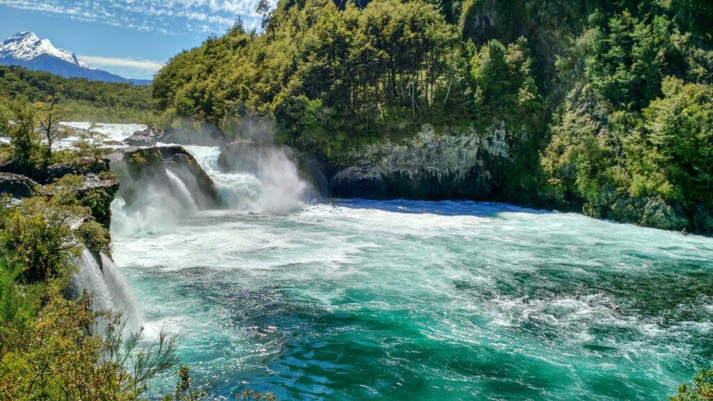 Saltos de Petrohué - Sueños viajeros