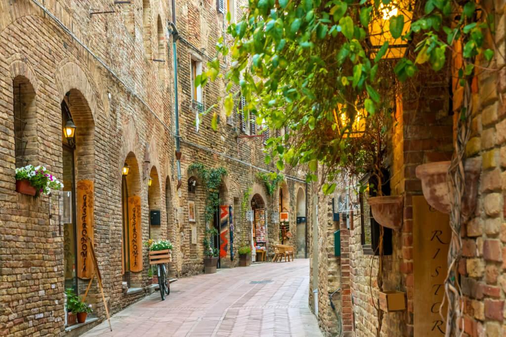 San Gimignano - Sueños viajeros