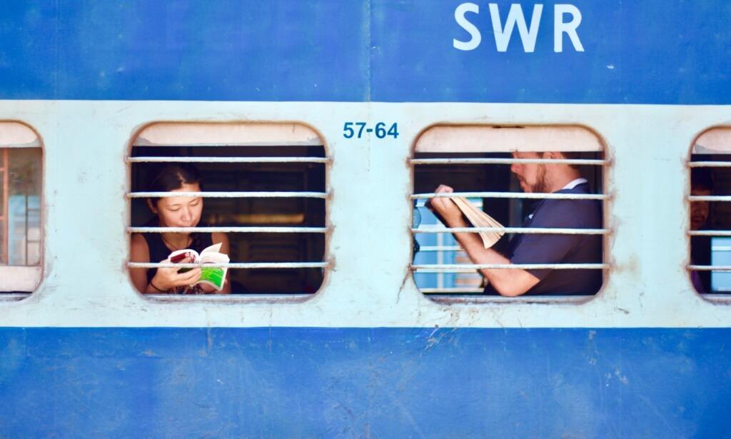Tren - Sueños viajeros