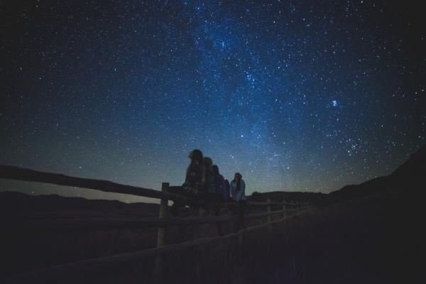Estrellas - Sueños viajeros