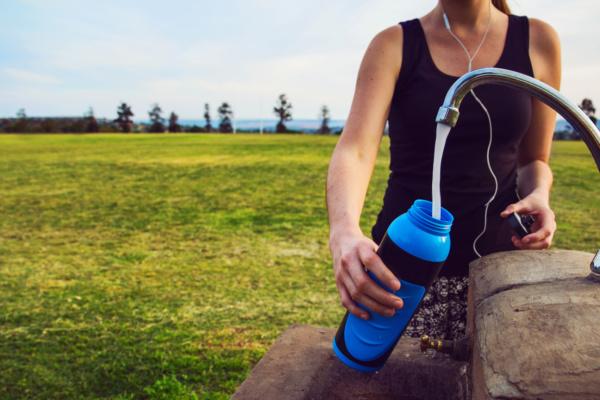 Botella plástica - Sueños viajeros