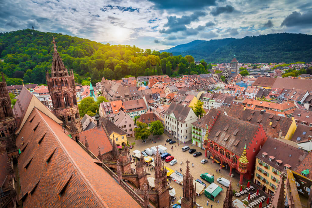 Freiburg im Breisgau - Sueños viajeros