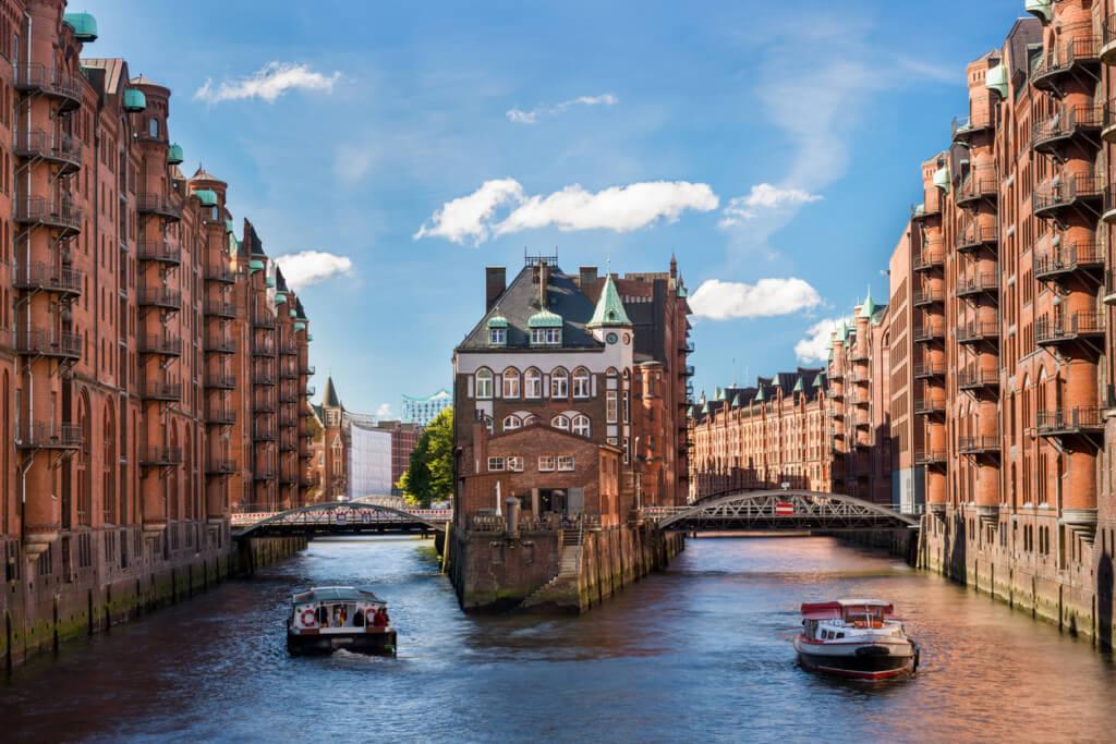 Hamburgo - Sueños viajeros