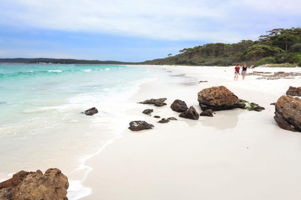 Hyams Beach - Sueños viajeros
