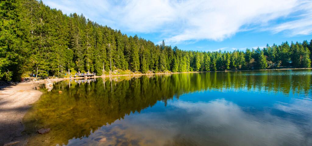 Lago Mummel - Sueños viajeros