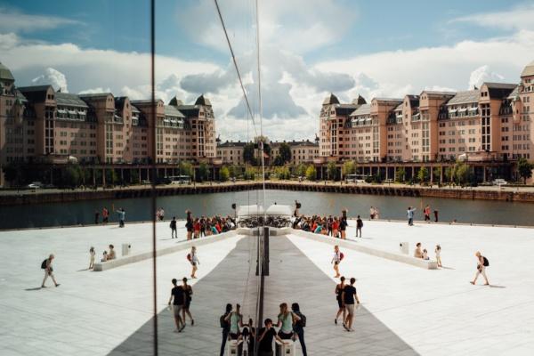 Oslo - Sueños viajeros