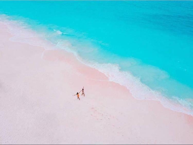 Pink Sands Beach - Sueños viajeros
