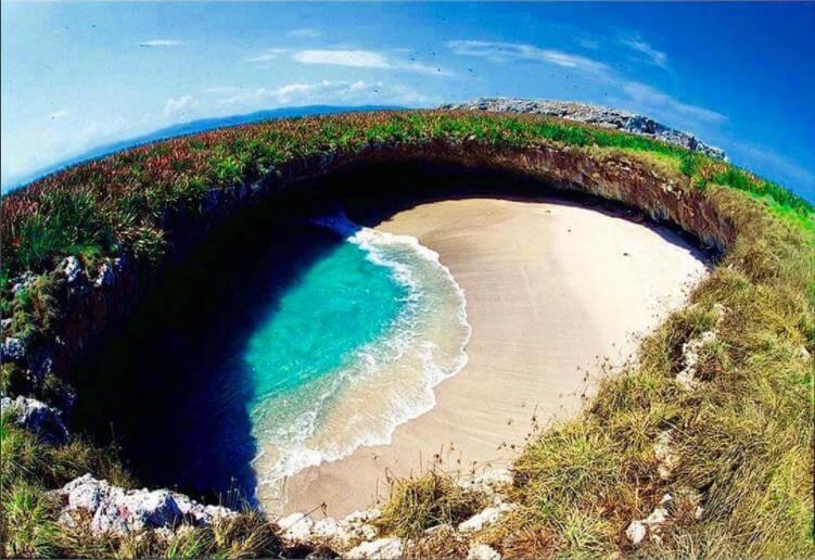 Playa Escondida - Sueños viajeros