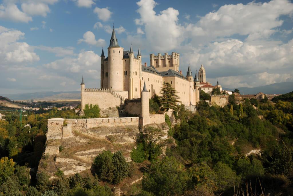 Alcázar de Segovia - Sueños viajeros