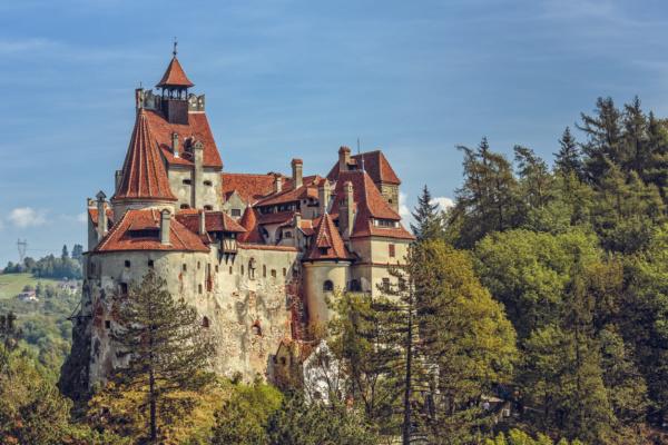 Castillo de Bran - Sueños viajeros