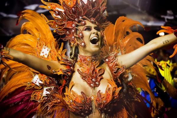 Carnaval de Brasil - Sueños viajeros