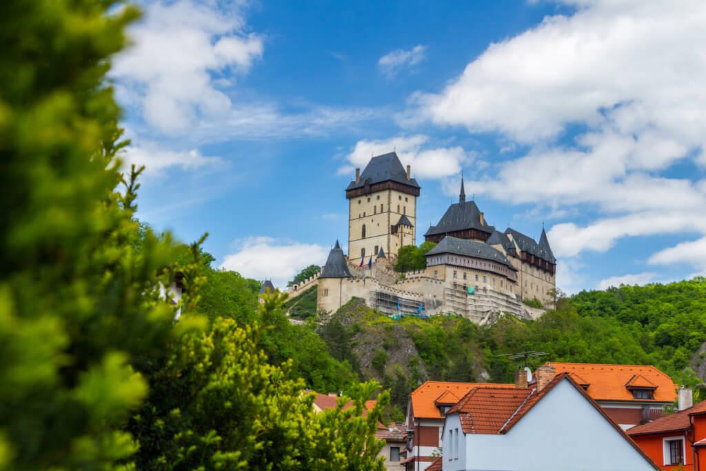 Castillo de Karlstejn - Sueños viajeros