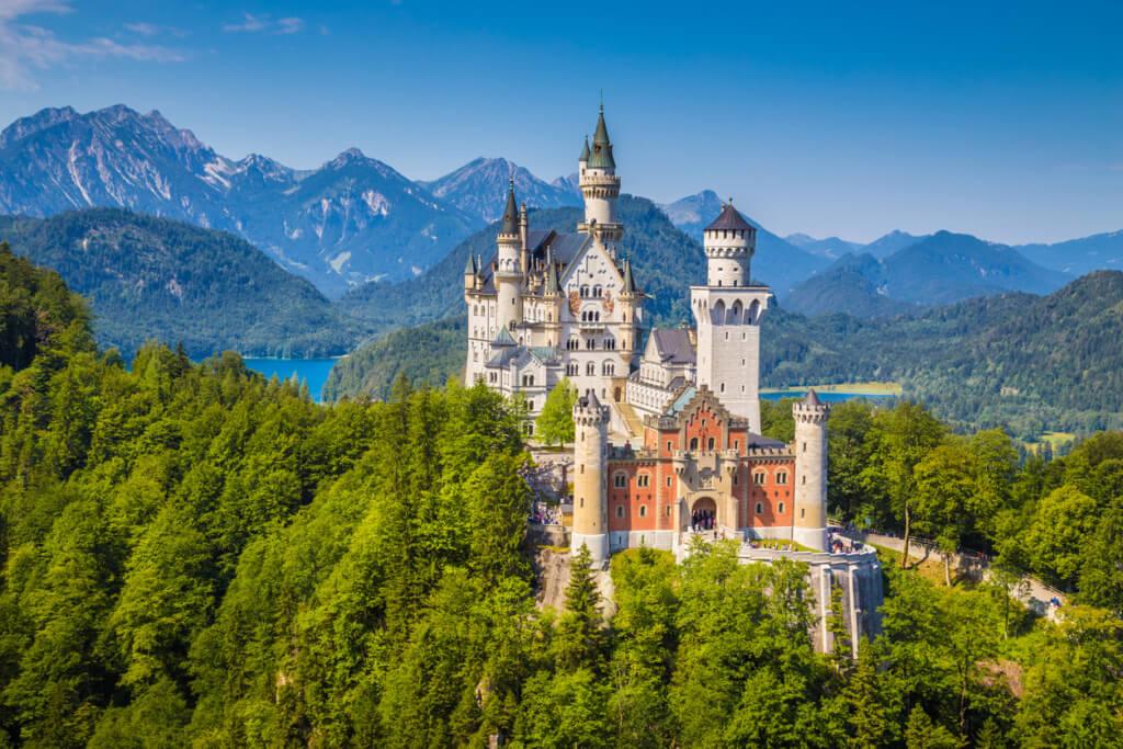 Castillo Neuschwanstein - Sueños viajeros