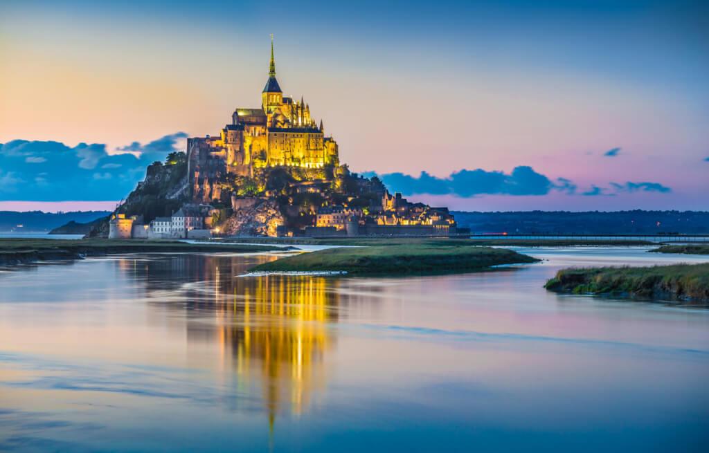 Monte Saint-Michel - Sueños viajeros