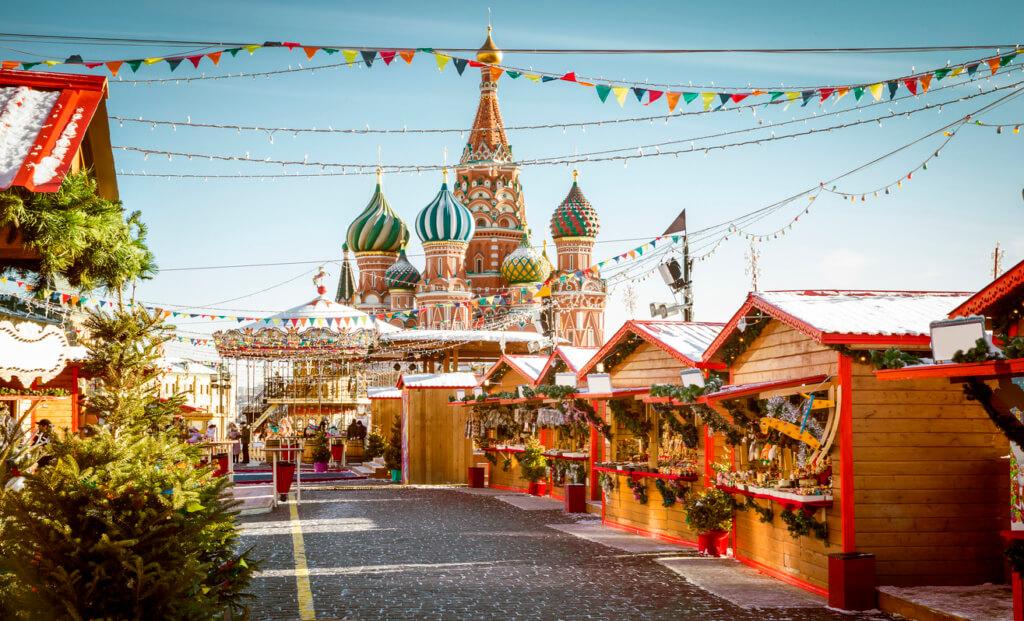 Moscú - Sueños viajeros