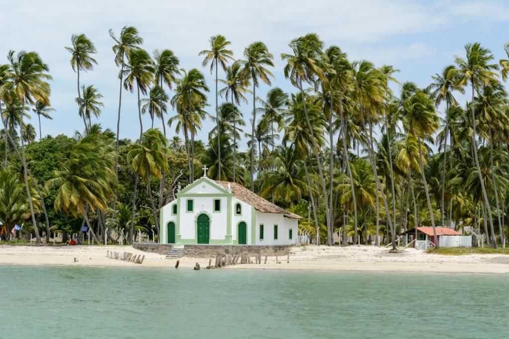 Praia dos Carneiros - Sueños viajeros